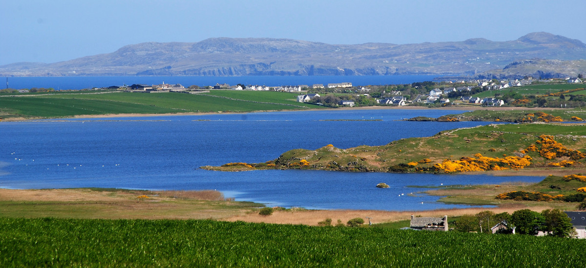 The New Lake, Dunfanaghy